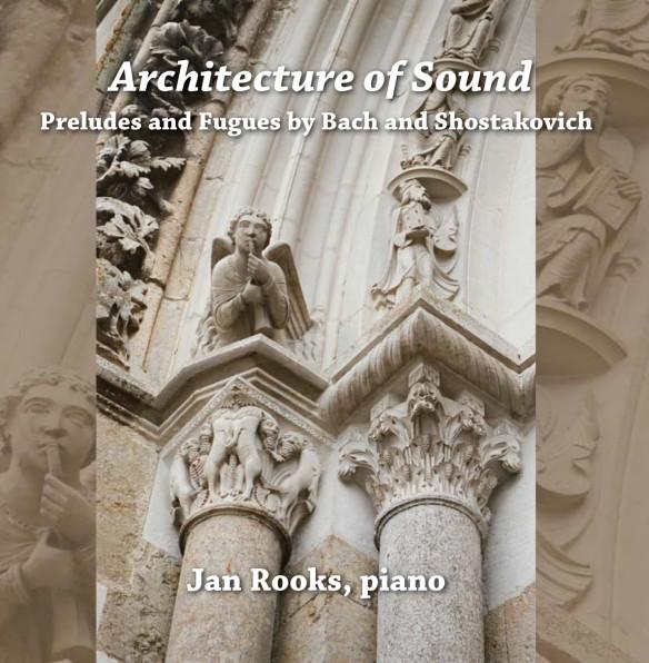 CD cover for Jan Rooks