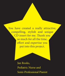 Testimonial from Jan Rooks