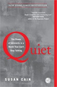 Photo of the book Quiet: The Power of Introverts in a World That Can't Stop Talking