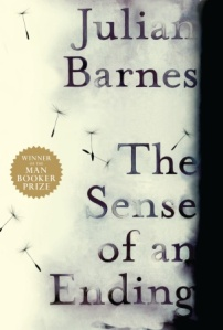 Cover of The Sense of an Ending by Julian Barnes