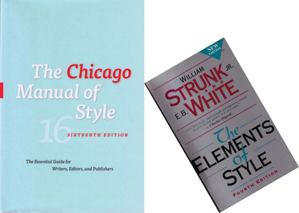 Chicago Manual of Style, The Elements of Style