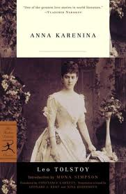 Cover of Leo Tolstoy's Anna Karenina