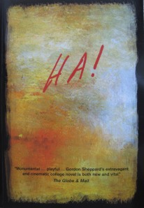 Cover of Ha!