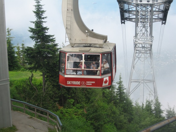Grouse Mountain Skytram