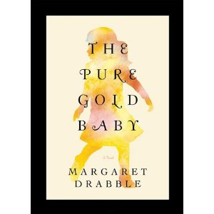 Cover of Margaret Drabble's The Pure Gold Baby